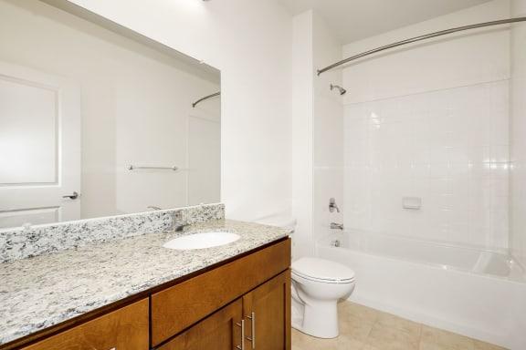 A2A Bathroom at Avenue Grand, White Marsh, MD
