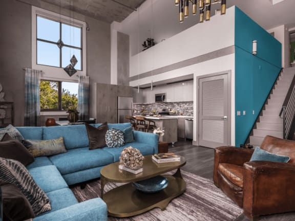 Redesigned Apartment Homes at The Mansfield at The Mansfield at Miracle Mile, Los Angeles, CA , 90036