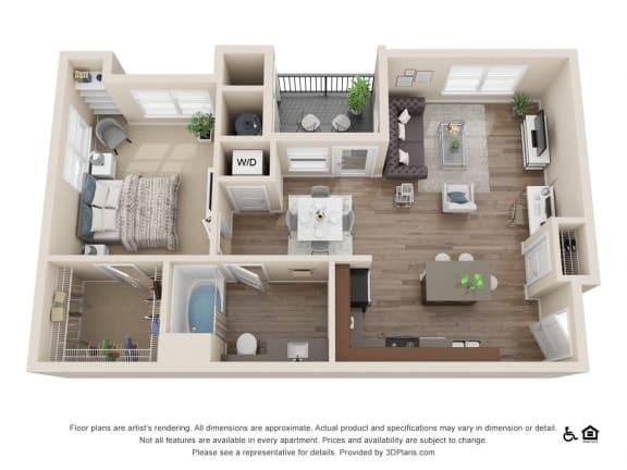 Floor Plan  at Rockvue, Colorado, 80021