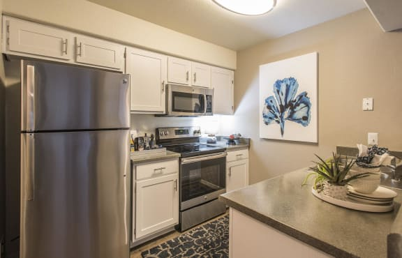 Fully Equipped Kitchens ,at San Valiente, Phoenix, AZ