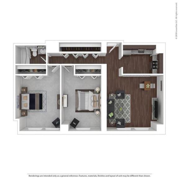 Floor Plan  b10c