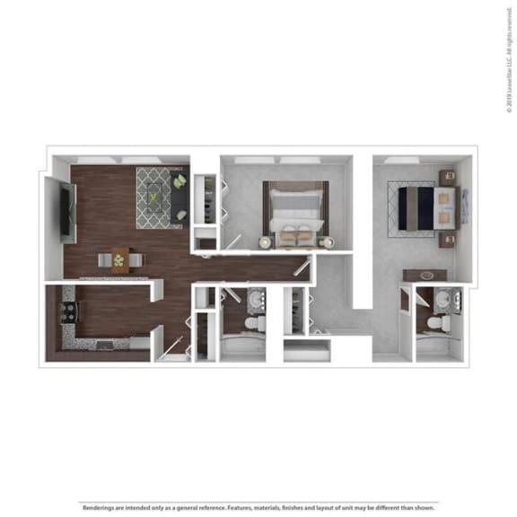 Floor Plan  b20a