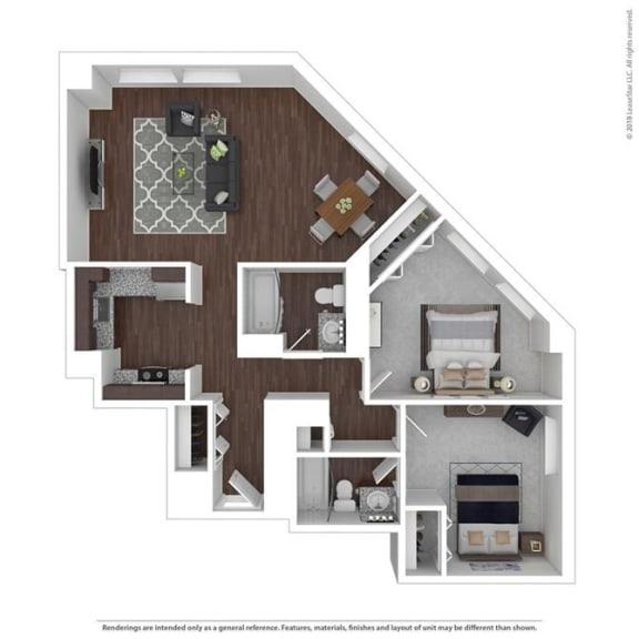 Floor Plan  b20b