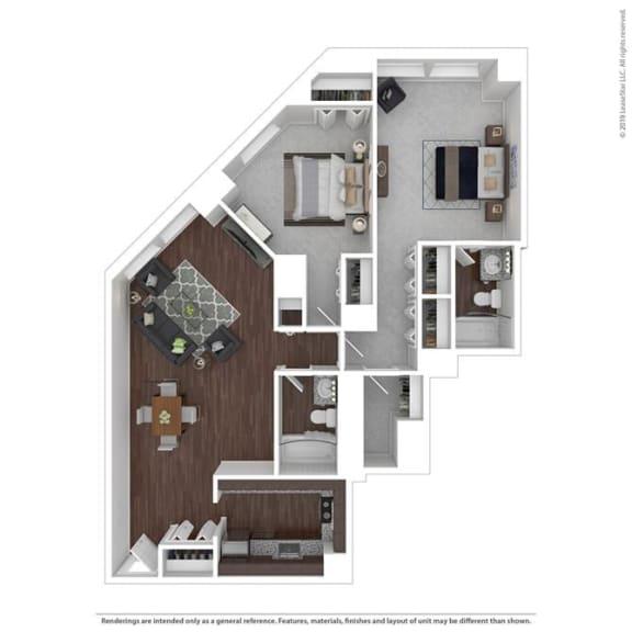 Floor Plan  b20c