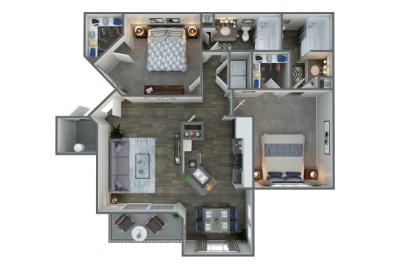 Floor Plan at Vista Grove, Arizona