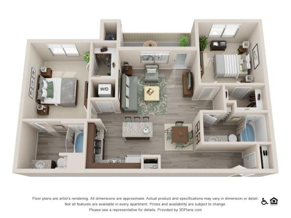 Floor Plan  Rockrimmon Evolve Floorplan