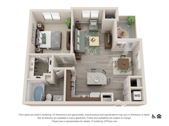 Floor Plan  Rockrimmon Inspire Floorplan