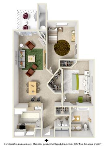 Floor Plan  Floor Plan at Willina Ranch, Bothell