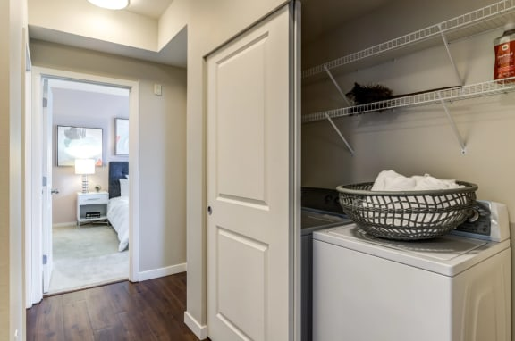 Washer/Dryer in every home