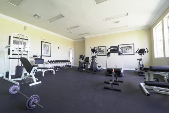 Gym at Carlisle at Summerlin, Las Vegas, NV, 89144