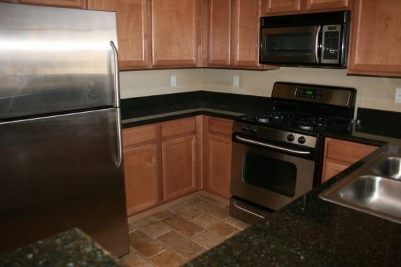 Kitchen at Carlisle at Summerlin, Las Vegas