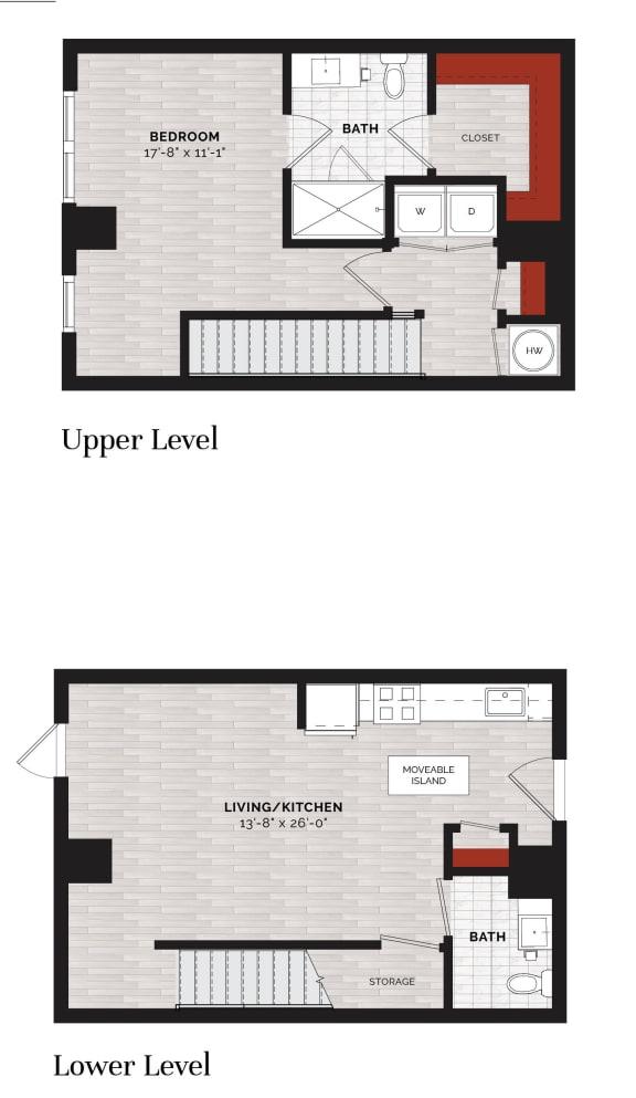 Floor Plan  A32-L