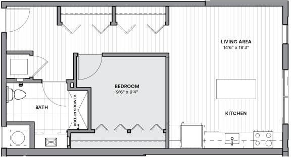 Floor Plan  A8