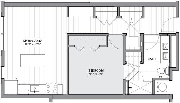 Floor Plan  A9