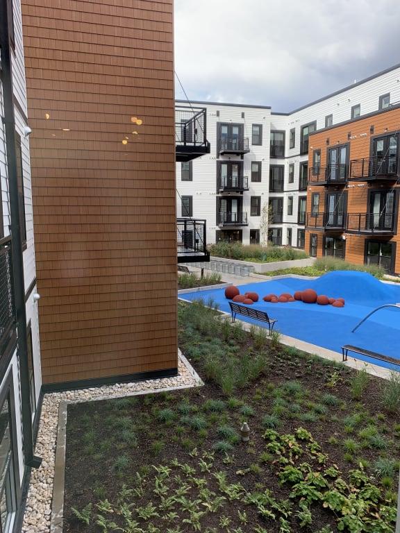 Apartment 338 View