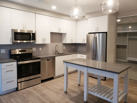 Apartment 395_Kitchen