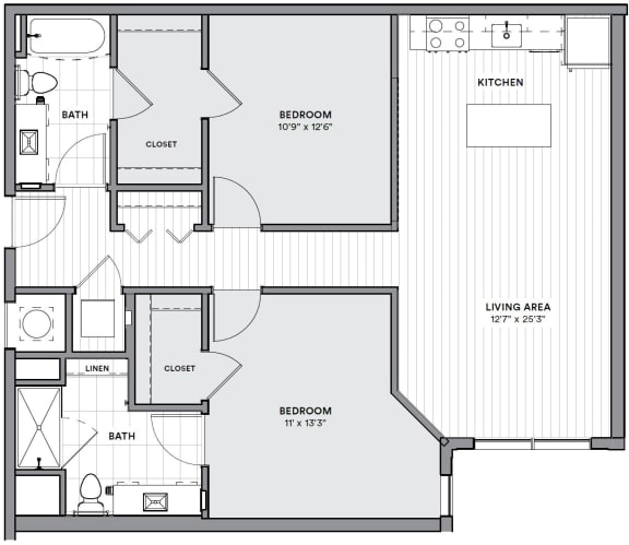 Floor Plan  B18