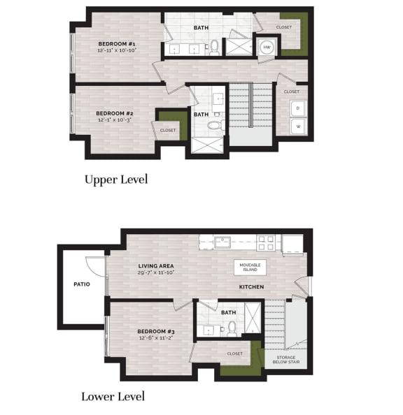 Floor Plan  D4-L