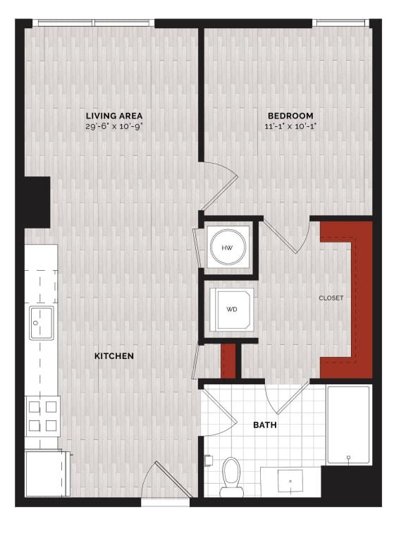 Floor Plan  A17