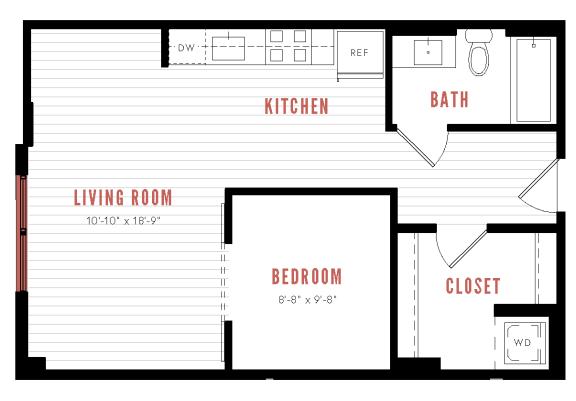 Floor Plan  A-3
