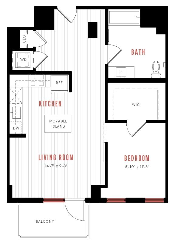 Floor Plan  A-21.B