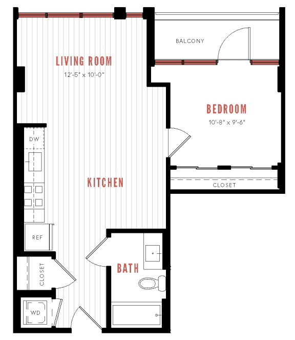 Floor Plan  A5.B