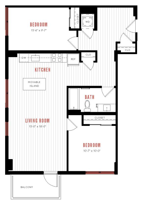 Floor Plan  B6.B