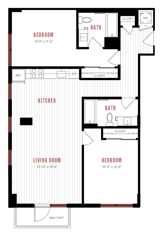 Floor Plan  C12.B