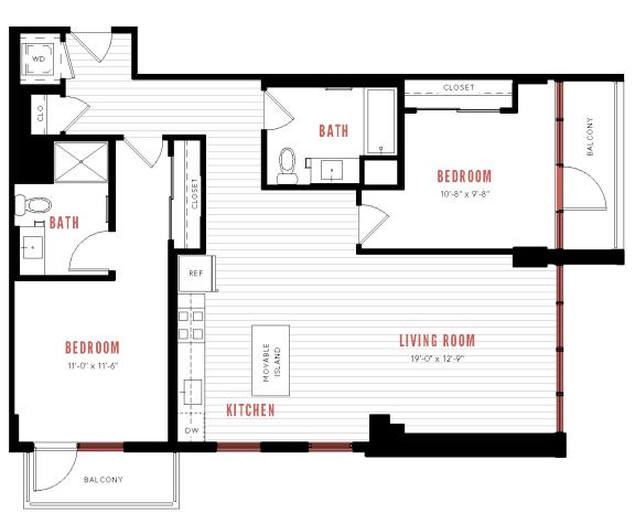 Floor Plan  C13