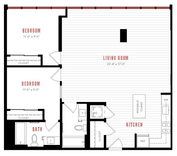 Floor Plan  C14