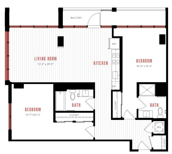 Floor Plan  C16