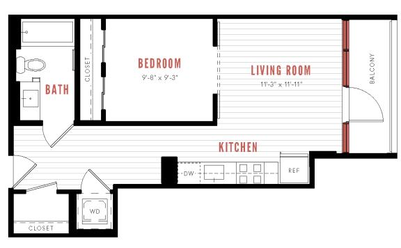 Floor Plan  S2.B