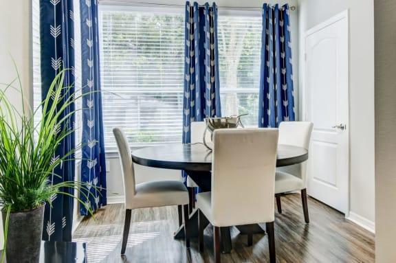 private solarium at tuscany bay apartments in Tampa FL