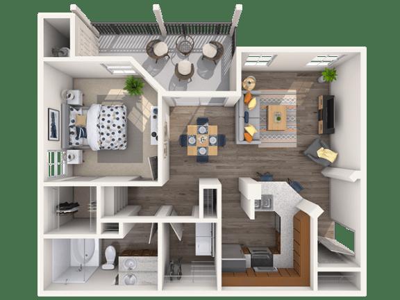 Floor Plan  Florence Floorplan at Teravista, Round Rock, 78665