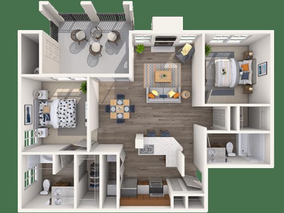 Floor Plan  Milano FloorPlan at Teravista, Texas, 78665