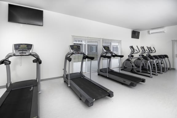 Fitness Center at Gray Estates  Apartments, MRD Conventional, St Clair, Michigan