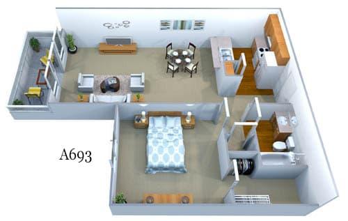 a693 Floor Plan Image