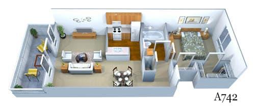 a742 Floor Plan Image