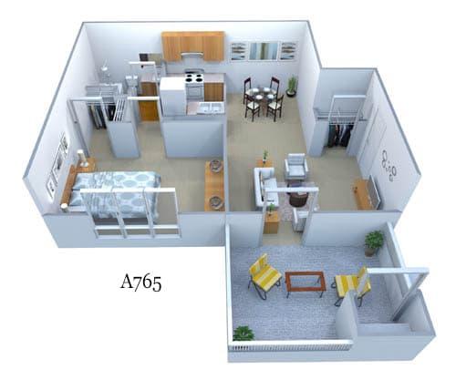 a765 Floor Plan Image