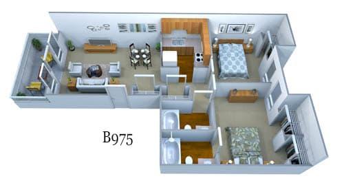 b975 floor plan image
