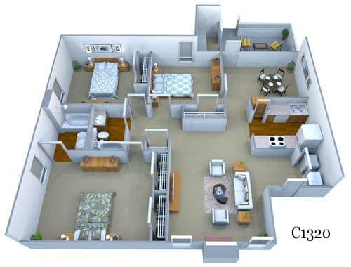 c1320 floor plan image