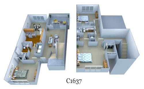 c1637 floor plan image