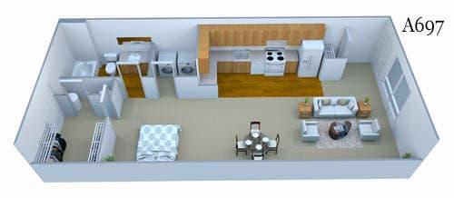 A697 Floor Plan Image