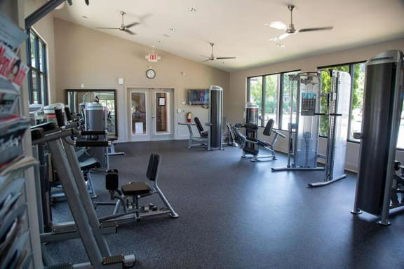 Woodstock West by Walton Apartment Homes Fitness Centerjat Woodstock West by Walton, Georgia, 30188