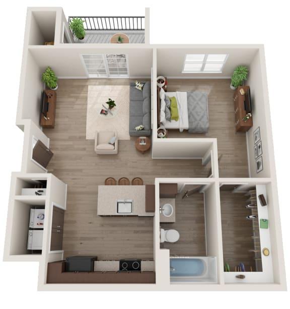 Metro Floor Plan Image