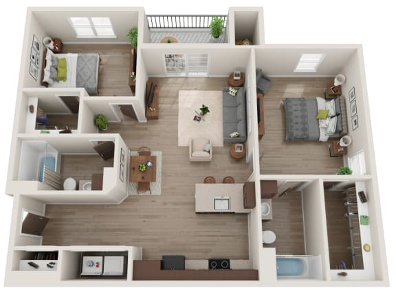 Freight Floor Plan Image