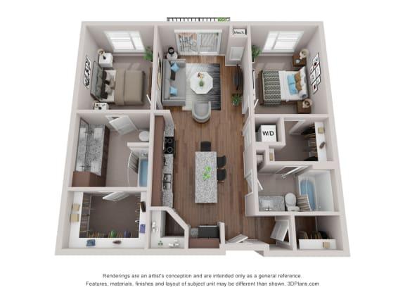 Lanesboro Floor Plan