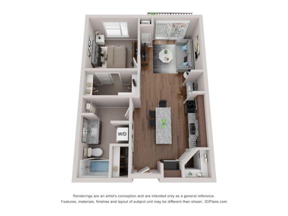 Stockton Floor Plan