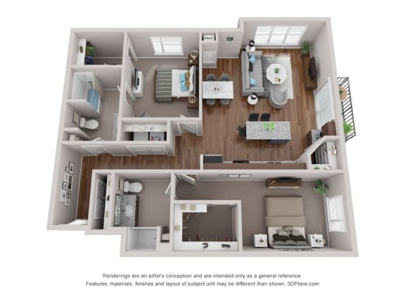 Zumbrota Floor Plan