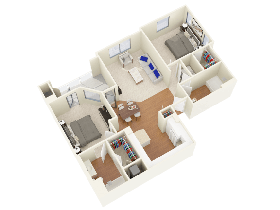 2 bedroom apartment Oxnard CA